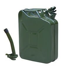 Off Road Jerry Can 5.28 gallon 20L Fuel Tank Emergency Backup Army Military