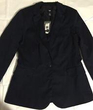 New Gap Women's Jacket Dark Navy $18.99 Size 8 Free Shipping