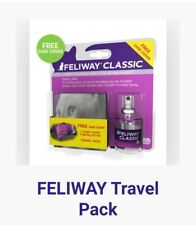 More details for *** feliway anxiety travel pack bnib ***