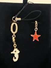 NEW Authentic Swarovski Seahorse Starfish Charm 893043