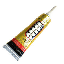 Kleber E8000 E-8000 Glue Klar für Display Handy Universal Kleber 15ml