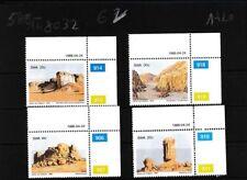 Namibië - Southwest 588-591 (compleet.Kwestie.) postfris MNH Eckrandstücke mit A