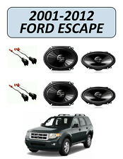 NEW for FORD ESCAPE 2001-2012 Factory Speakers Replacement Kit, PIONEER