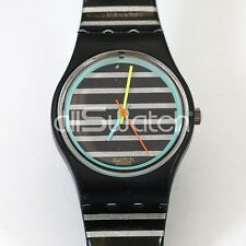 Swatch Standards Lady 1989 - LB121 - Silver Thread - Nuovo