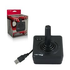 Atari Sytle USB Joystick Black  Wired Controller for PC and Mac