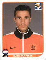 2010 Panini World Cup Stickers #350 Robin Van Persie