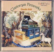 Pachelbel, Bach, Sweelinck - Brizi: Claviorgan Fireworks (Camerata) Very Good