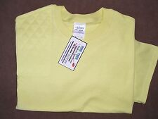 Small Right Hand Trap/Skeet Pad Sun Yellow S/S Ultra Cotton Shooting T-Shirt