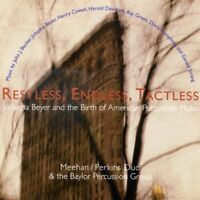 Meehan/Perkins/The Baylor Percussion Group - Restless, Endless, Tactless [CD]