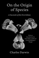 On the Origin of Species a Facsimile of the First, Paperback by Darwin, Charl...