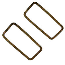 Fits Ford 8n 9n 2n Tractor Motor Side Cover Valve Plate Cover Gasket Set Of 2 7h