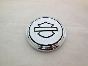 Harley Davidson Bar & Shield Universal Emblem Medallion chrom rund 14100747MP