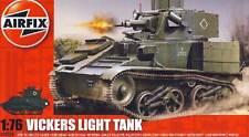 Airfix - Vickers Tanque Ligero mk.vi de Modelo Equipo construcción - 1:76 (72)
