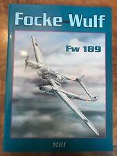 Focke-Wulf FW 189 Pavel Kuera, Denes Bernard, Stafan Androvic MBI Publications