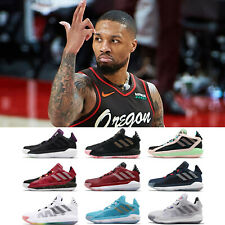 Adidas Dame 6 Gca Damian Lillard мужская баскетбольная обувь кеды медиатор 1