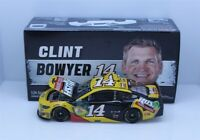 CLINT BOWYER #14 2019 RUSH TRUCK CENTERS 1/24 SCALE IN STOCK NEW FREE SHIPPING