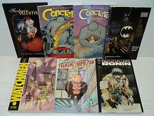 TPB LOT Dark Knight Returns, Ronin, Watchmen, Transmetropolitan more! 7bks 11287