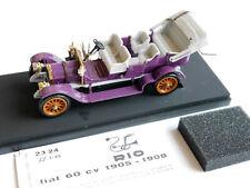 Fiat 60 CV PS HP Torpedo 1905 offen open lila violett violet, Rio in 1:43 boxed