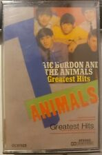 The Animals Rock Band 1985 Greatest Hits Cassette Tape Brand New Factory Sealed
