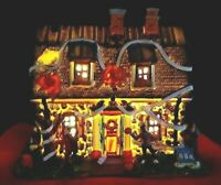 Lemax Spooky Town TRICKED-OUT HOUSE #45674    BRAND NEW with outer box!