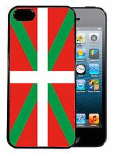 Coque de protection iPhone 4 / 4S personnalisée drapeau Basque