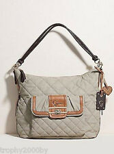 NEW GUESS QUILTED GROOVY LARGE TOTE BAG CARRYALL SHOPPER HANDBAG