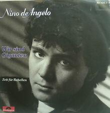 """7"""" 1984 ! NINO DE ANGELO : Wir sind Giganten /MINT-?"""