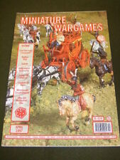 MINIATURE WARGAMES - COPTERS IN NAM - APRIL 1997 # 167
