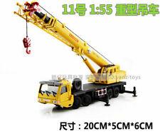 kdw 1//87 DIECAST dump truck,shovel 1//50 shovel loader,1//55 50t crane pls choose