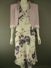 Polyester 2 Piece Floral Dress Suits & Tailoring for Women