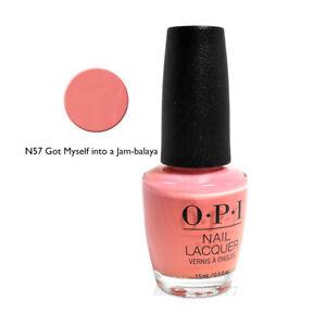 OPI Nail Polish N57 Got Myself into a jam-balaya 0.5oz