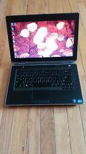"""Dell Latitude E6430 14"""" Laptop Quad Core i7-3740QM 2.7GHz - 8GB - 256GB w/Win 7"""