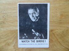 1961 LEAF SPOOK STORIES UNIVERSAL MONSTERS CARD # 16 CHRISTOPHER LEE AS DRACULA