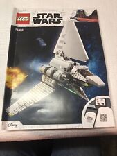 Lego Starwars/75302 Imperial Shuttle/ Pre Owned No Figs