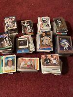 1200+ Cards Baseball Hall Of Fame Famer Card Lot Collection Ripken Mantle Mays