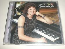 CD ERIKA PAUL - EXPRESSIONS OF LOVE - JAZZ Q MUSIC USA 2001 VG+