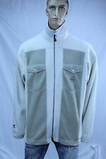 Authentic Helly Hansen  Men's fleece full zip polyester  jacket US XXXl