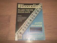 HOME & STUDIO RECORDING MAGAZINE FEBRUARY 1990 CROSSTALK WITH MICHAEL STEWART