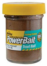 Berkley Trout Bait Troutbait Powerbait Power Bait Forellenteig alle 118 Sorten