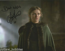 Faye Marsay White Queen Autographed Signed 8x10 Photo COA