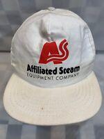 AFFILIATED STEAM Equipment Company Vintage Snapback Adult Cap Hat