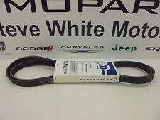 05-17 Chrysler Dodge Jeep New Serpentine Belt 5.7L Engine Mopar Factory Oem
