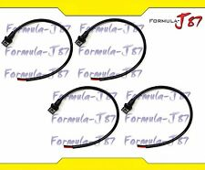 Wire Harness Miniature Pigtail Male Long 7440 T20 Four Cables Light Bulb Fit