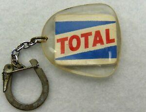 Porte-clés, Key Ring - TOTAL  - Relais de la Drome - 26 Porte-les-Valence -
