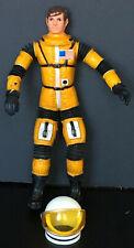 Vintage 1966 Mattel Major Matt Mason Doug Davis Astronaut Figure with Helmet