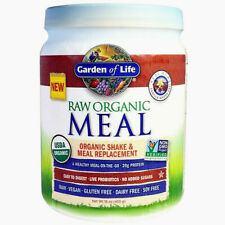 Garden of Life, RAW Meal, Organic Shake & Meal Replacement, Choice of 4 Flavors