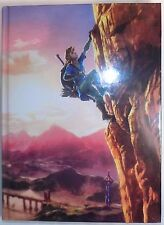 THE LEGEND OF ZELDA BREATH OF THE WILD COLLECTOR'S EDITION Guide New Piggyback