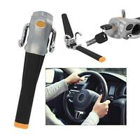 Universal Car Steering Wheel Anti Theft Security Airbag Lock Mount Safe Device