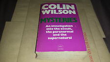 Mysteries - Colin Wilson (Paperback Book)