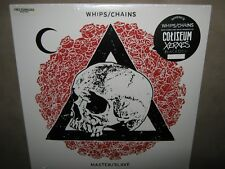 WHIPS/CHAINS Master/Slave RARE SEALED New Vinyl EP +Mp3Download  Xerxes Coliseum